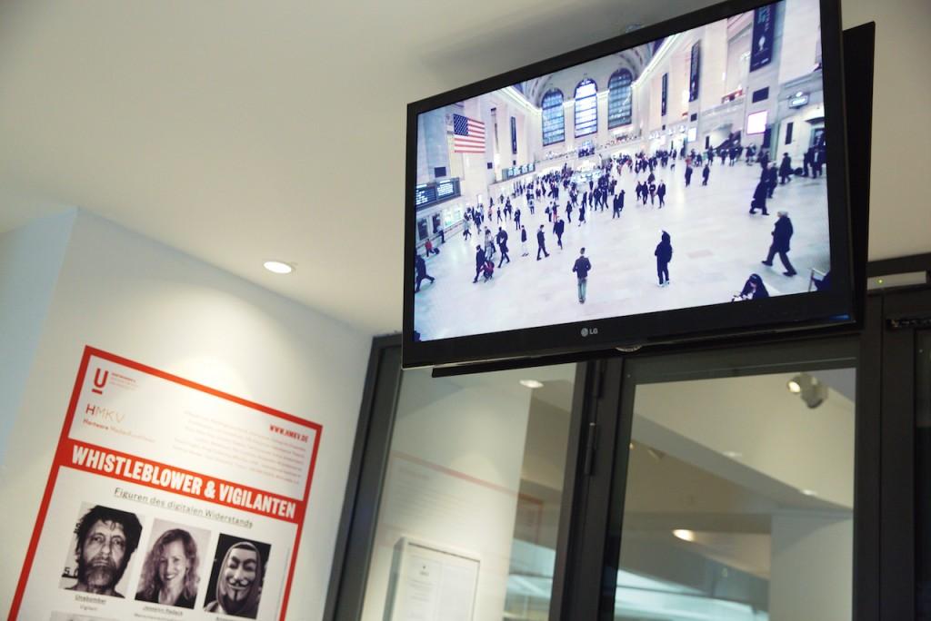 Ausstellung Whistleblower & Vigilanten, HMKV im Dortmunder U (c) Andrea Eichardt