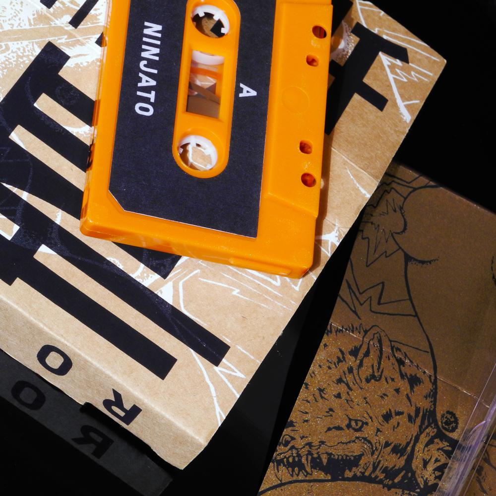 tape culture_ninjato