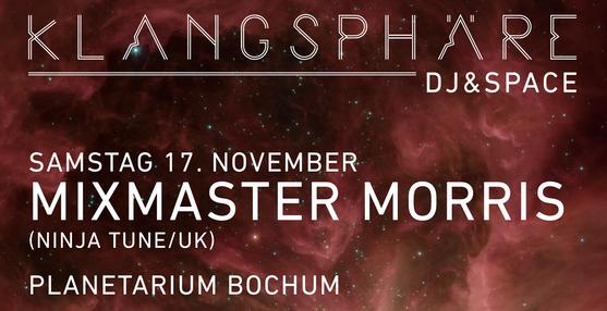 Klangsphaere_Mixmaster Morris_2018